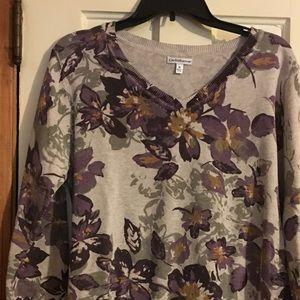 Croft&Barrow V-neck sweater. Size extra large.